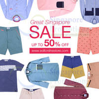 Read more about edit Great Singapore SALE 31 May 2014