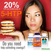 Read more about iHerb 20% OFF 5-HTP Products Promo 9 - 14 May 2014