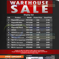 Read more about AC Ryan Warehouse SALE @ Eunos Techpark 26 - 29 Jun 2014