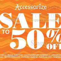 Read more about Accessorize End of Season SALE 18 Jun 2014