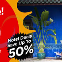Read more about Air Asia Go Fr $89 3D2N (Flights + Hotel) Malaysian Destination Promo 19 - 22 Jun 2014