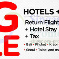 Read more about Air Asia Go From $89 Hotels + FREE Flights Promo 3 - 8 Jun 2014
