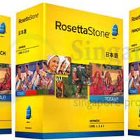 Read more about Rosetta Stone Language Learning Software 50% OFF 24hr Promo 20 - 21 Jun 2014
