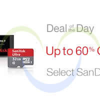 Read more about SanDisk Up To 60% OFF MicroSD Cards, SSDs & USB Flash Drives 24hr Promo 9 - 10 Jun 2014