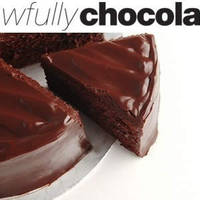 "Awfully Chocolate 21% OFF 6"" Chocolate Cake @ 9 Outlets 1 Oct 2014"