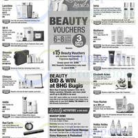 Read more about BHG Free Beauty Voucher Summer Beauty Basics Promo 6 - 8 Jun 2014
