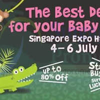 Read more about Baby Baby Fair @ Singapore Expo 4 - 6 Jul 2014