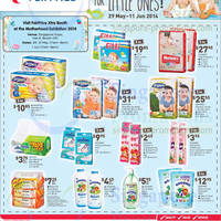 Read more about NTUC Fairprice Electronics, Wines, Baby, Groceries & Other Offers 29 May - 11 Jun 2014
