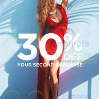 Read more about Bebe 30% OFF Second Piece 26 May - 11 Jun 2014
