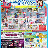 "Read more about Toys ""R"" Us & Babies ""R"" Us Best Deals Promo Offers 29 May - 30 Jun 2014"
