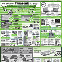 Read more about Best Denki TV, Appliances & Other Electronics Offers 6 - 9 Jun 2014