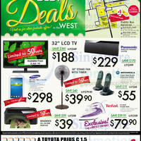 Read more about Best Denki Best Deals @ West Coast Plaza 30 May - 30 Jun 2014