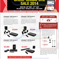 Read more about Atlas Bose Audio Visual GSS Offers Price List 30 May 2014