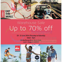 Read more about Branded Lifestyle Warehouse SALE @ Wisma Gulab 19 - 21 Jun 2014