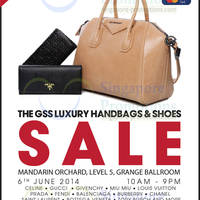 Read more about Brandsfever Handbags & Footwear Sale @ Mandarin Orchard 6 Jun 2014