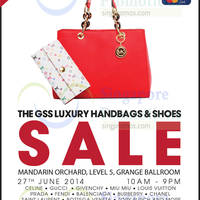 Read more about Brandsfever Handbags & Footwear Sale @ Mandarin Orchard 27 Jun 2014