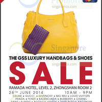 Read more about Brandsfever Handbags & Footwear Sale @ Ramada Hotel 28 Jun 2014