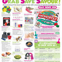 Read more about Changi City Point Grab, Save & Savour Promotions & Activities 12 - 29 Jun 2014