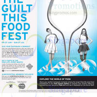 Read more about Central Upside the Guilt this Food Fest 27 Jun - 27 Jul 2014