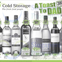 Read more about Cold Storage Wine Offers 13 - 15 Jun 2014