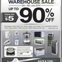 Read more about Cornell Up To 90% OFF Warehouse SALE 5 - 6 Jul 2014