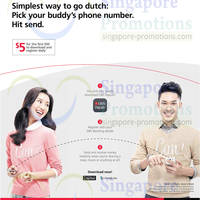 Read more about DBS FREE $5 For Registering New PayLah App 1 Jun - 31 Jul 2014