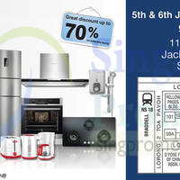 Read more about Electrolux Family Sale 5 - 6 Jul 2014