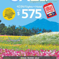 Read more about Expedia Korea From $575 (Flights + Hotels All-in) Summer SALE 3 - 15 Jun 2014