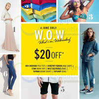 Read more about F3 Selected Brands $20 OFF One Day Promo 7 Jun 2014