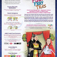 Read more about Forum The Shopping Mall Strut The Sales Promotions & Activities 30 May - 27 Jul 2014