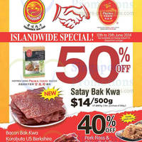 Read more about Fragrance Foodstuff Bakkwa & More Promo Offers 12 - 15 Jun 2014