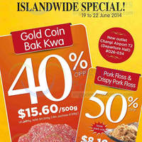 Read more about Fragrance Foodstuff Bakkwa & More Promo Offers 19 - 22 Jun 2014