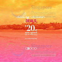 Read more about G2000 Spend $120 & Get 20% OFF 19 Jun - 6 Jul 2014