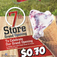 Read more about Gelare 70 Cents Single Scoop Waffle Cone Promo @ IMM 27 Jun 2014