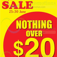 Read more about Giordano Mid Year SALE @ Selected Outlets 25 - 30 Jun 2014