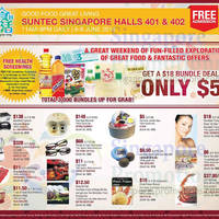 Read more about Good Food Great Living @ Suntec Singapore 6 - 8 Jun 2014