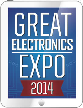 Great Electronics Expo 2014 Logo