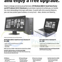 Read more about HP Business Notebook & Desktop PC Offers 11 Jun 2014
