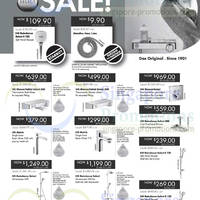 Read more about Hansgrohe Bathroom Accessories Great Select Sale Offers 30 May - 27 Jul 2014