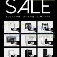 Read more about APS Lifestyle Home Appliances Warehouse Sale 13 - 15 Jun 2014
