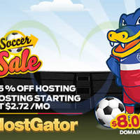 Read more about HostGator 45% OFF Web Hosting & $8 Domain Names Coupon Code 24 - 26 Jun 2014