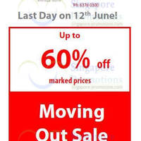 Read more about Howards Storage World Moving Out SALE @ HarbourFront Centre 10 - 12 Jun 2014