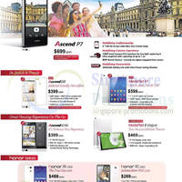 Read more about Huawei Smartphones & Tablets No Contract Offers 14 Jun 2014