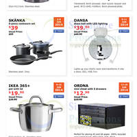 Read more about IKEA Limited Time Deals 2 - 25 Jun 2014