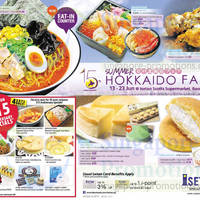 Read more about Isetan Anniversary Summer Hokkaido Fair 13 - 23 Jun 2014
