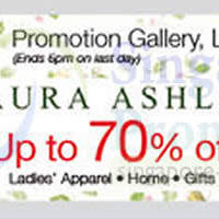 Read more about Isetan Laura Ashley Promo @ Isetan Scotts 27 Jun - 3 Jul 2014