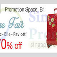 Read more about Isetan Luggage Fair @ Isetan Orchard 16 - 30 Jun 2014