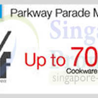 Read more about Isetan WMF Kitchenware Offers @ Parkway Parade 16 - 22 Jun 2014
