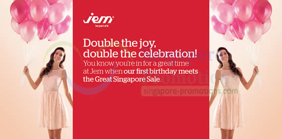 Jem Double Happiness 2014 Campaign