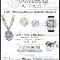 Read more about Zenith Affair Jewellery Affair @ Hilton Hotel 5 - 7 Jun 2014